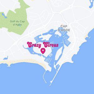Crazy Circus - Cap d'Agde